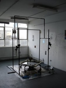 Heisenbergs Certainty Machine, by Jasmine Pradissitto