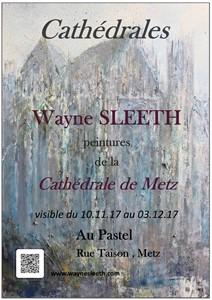 Cathedrals, by Wayne Sleeth