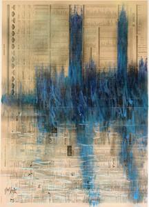 Westminster Blues, by Wayne Sleeth