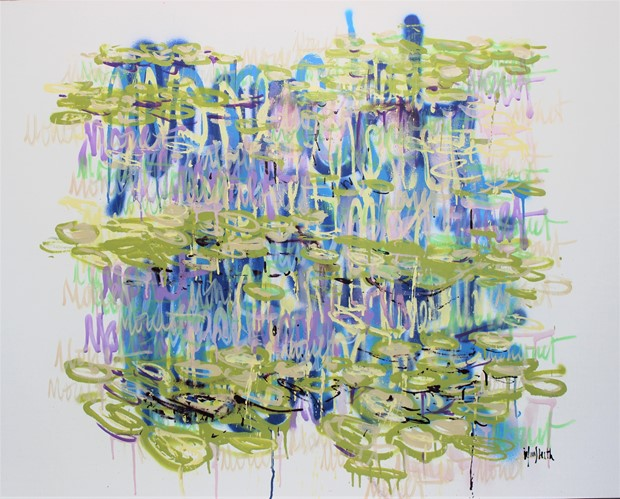 Giverny n°15