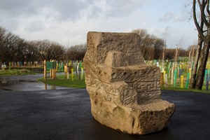 The Cuningar Stones: The Podium Stone