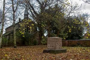 The Lenton Priory Stone - Video, by James Winnett