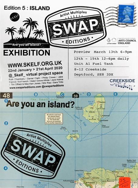 Swap Editions No 5 : ISLAND