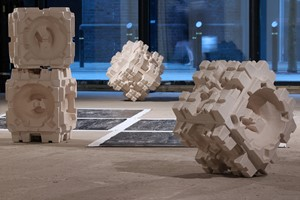 Numatic Cubes, by Robin Tarbet