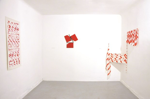 Minim-max, XX1 Gallery, Warszawa, Poland