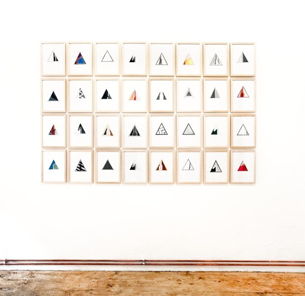 32 Triangles