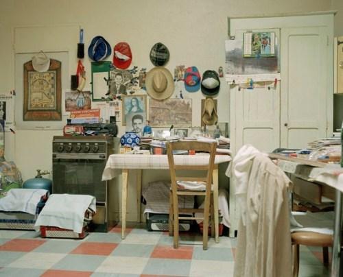 Robillard's home