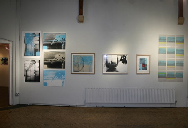 Printmaker in Focus, Oriel Wrecsam, 11 Chester Street, Wrexham