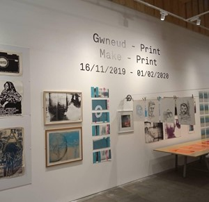 Make : Print, Ty Pawb and Designs in Mind, by Pam Newall