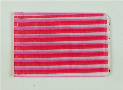 Duet [scan of pink bag printed on pink bag]