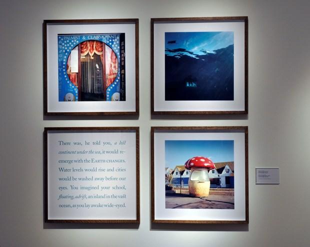 Exhibition Installation Shots