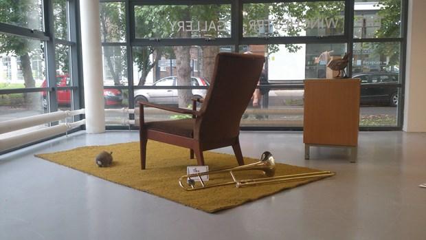 Lie Detector TV Chair