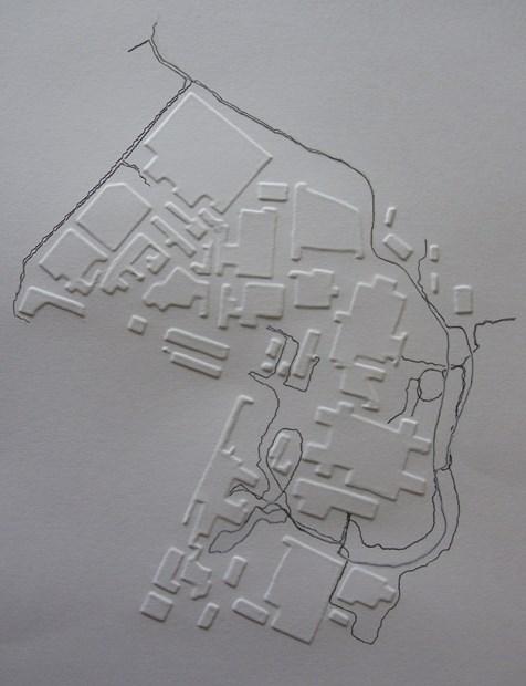 GPS Drawing Musgrove Park Hospital V