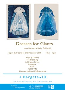 Dresses for Giants, by Shelly Goldsmith