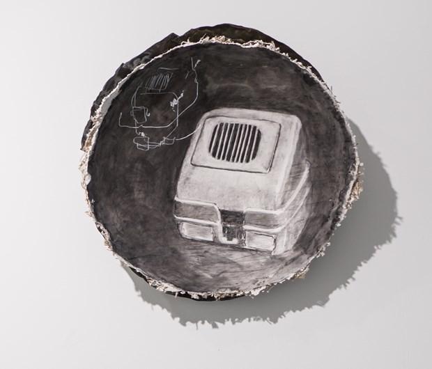 Peripheral Artifact #8