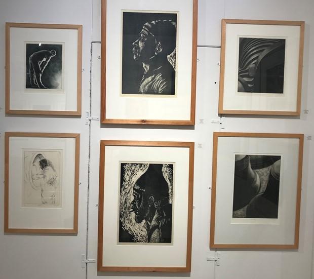 Spotlight exhibition