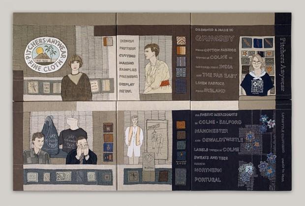British Textile Biennial 2021 • Connected Cloth