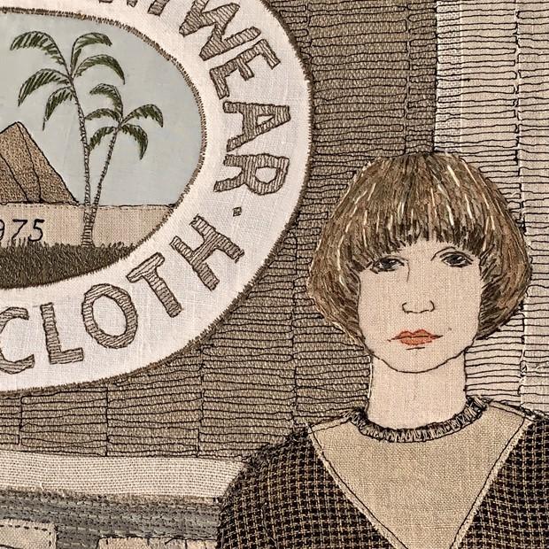 British Textile Biennial 2021 • Connected Cloth, by Sue Stone