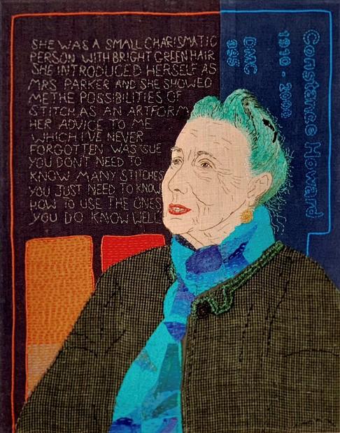 A Portrait of Mrs P