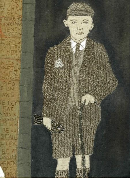 Portrait of a Lincolnshire lad