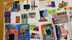 An International After School Art Club, 2 Terms of workshops for Primary Children for BALTIC Centre for Contemporary Art, by Angela Kennedy