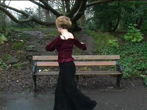 Waiting- Performance for video, by Angela Kennedy