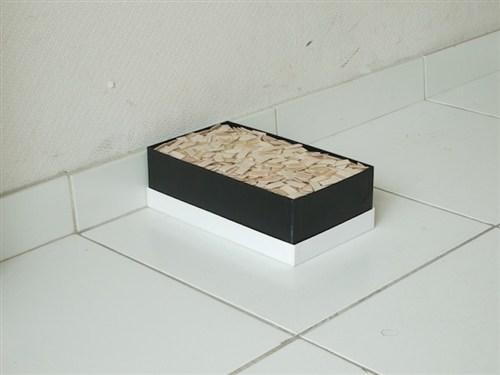 Folded Plasters in a Shoe Box