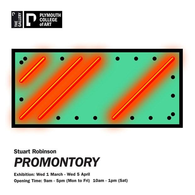 Promontory, by Stuart Robinson