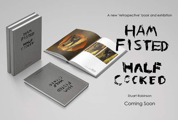 Half Cocked Ham Fisted Book