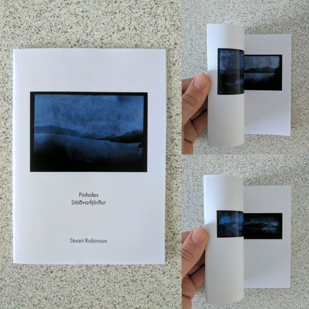 Stöðvarfjörður Pinholes Book