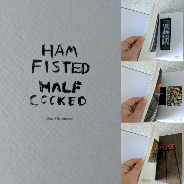 Ham Fisted Half Cocked Book