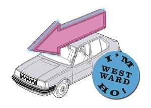 Westward Ho!, by Stuart Robinson