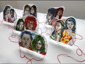 Silken Thread, by Muna Zuberi