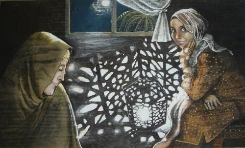 'Through a Bahrain Window' - Credit: R.Beattie
