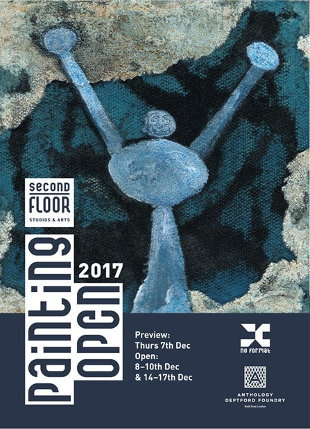 SFSA Painting Open 2017, opening 6-9pm 7th December, by Robert Fitzmaurice