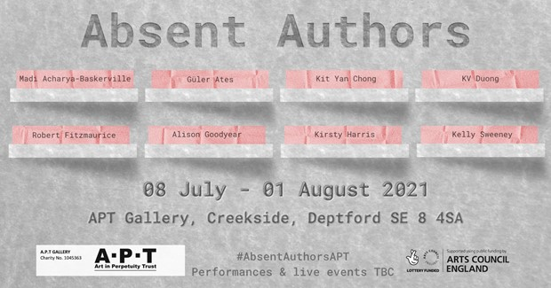Absent Authors