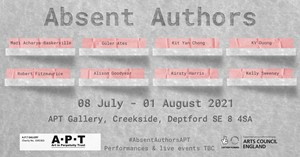Absent Authors, by Robert Fitzmaurice