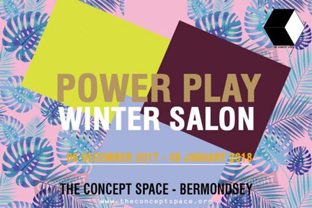 Winter Salon: Power Play, by Robert Fitzmaurice