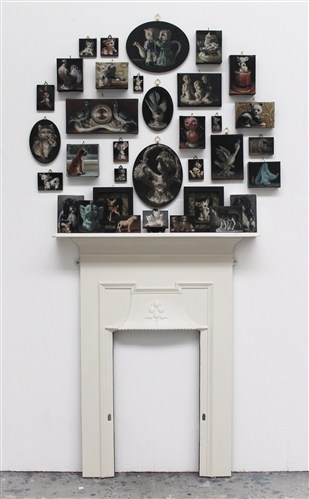 Mantlepiece