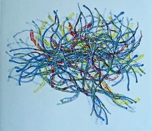 mind fibres, by Sarah Harley