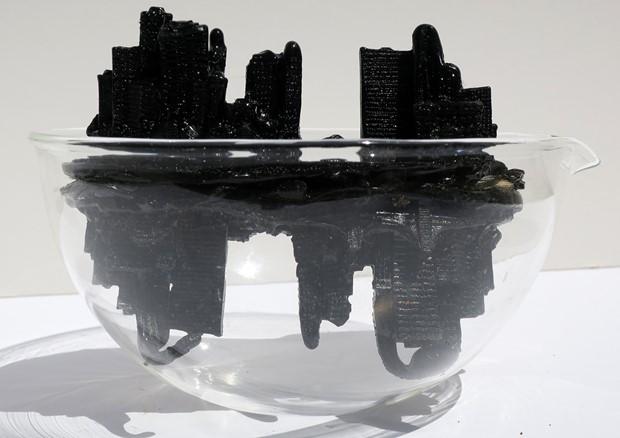 Dark Matter: Cities - New York