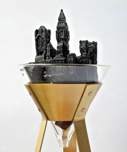 Dark Matter: Cities - London, by Julie Mecoli