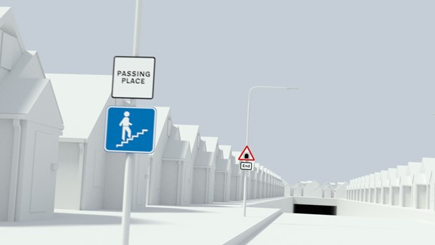 The Highway Code - Credit: screenshot from animation