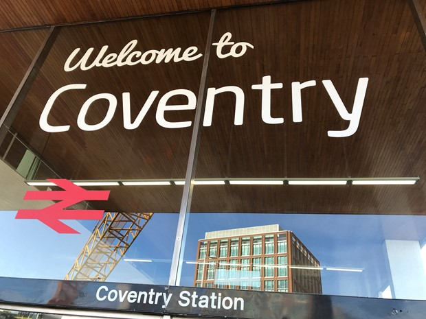 Coventry Station Project