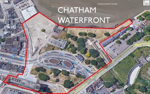 Chatham Waterfront Development, by Christopher Tipping