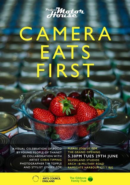 Camera Eats First