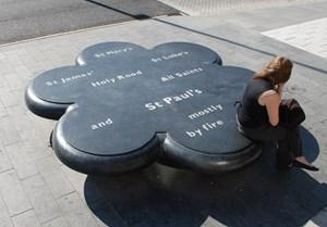 'Void', London Road Sexfoil, Southampton