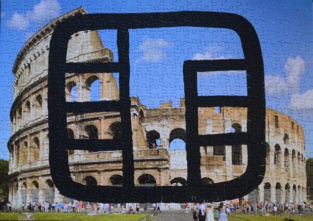 Can the dead live again (Colosseum jigsaw)
