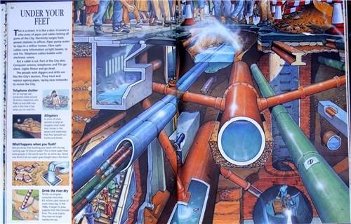 zoom city book artwork - Credit: Jon Adams