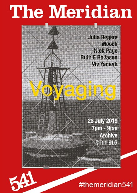 Voyaging, by Julia Rogers
